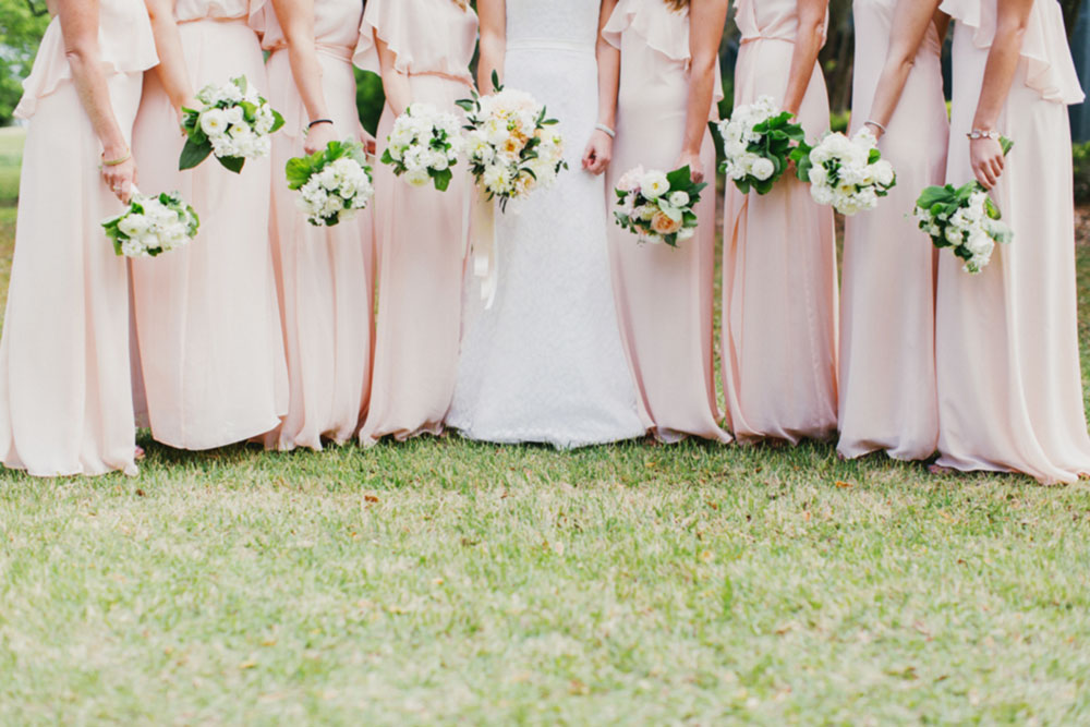 best wedding florist charleston sc